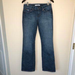 Joe's Jeans Socialite Bootcut Jeans Harvey Sz 27
